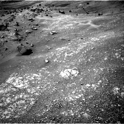 Nasa's Mars rover Curiosity acquired this image using its Right Navigation Camera on Sol 1410, at drive 18, site number 56