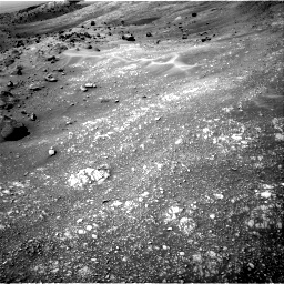 Nasa's Mars rover Curiosity acquired this image using its Right Navigation Camera on Sol 1410, at drive 24, site number 56