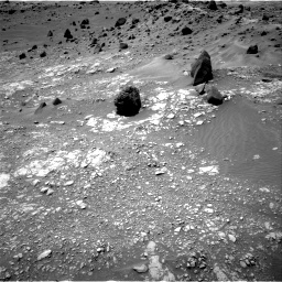 Nasa's Mars rover Curiosity acquired this image using its Right Navigation Camera on Sol 1410, at drive 48, site number 56