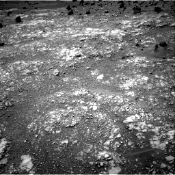 Nasa's Mars rover Curiosity acquired this image using its Right Navigation Camera on Sol 1410, at drive 72, site number 56