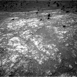 Nasa's Mars rover Curiosity acquired this image using its Right Navigation Camera on Sol 1410, at drive 96, site number 56
