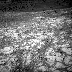 Nasa's Mars rover Curiosity acquired this image using its Right Navigation Camera on Sol 1410, at drive 114, site number 56