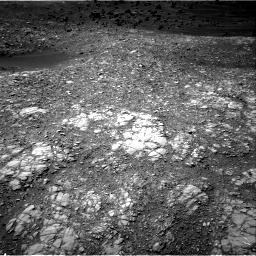 Nasa's Mars rover Curiosity acquired this image using its Right Navigation Camera on Sol 1410, at drive 144, site number 56