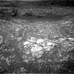 Nasa's Mars rover Curiosity acquired this image using its Right Navigation Camera on Sol 1410, at drive 168, site number 56