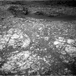 Nasa's Mars rover Curiosity acquired this image using its Right Navigation Camera on Sol 1410, at drive 174, site number 56