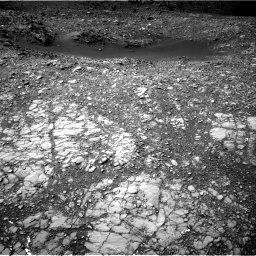 Nasa's Mars rover Curiosity acquired this image using its Right Navigation Camera on Sol 1410, at drive 192, site number 56