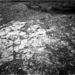 Nasa's Mars rover Curiosity acquired this image using its Right Navigation Camera on Sol 1410, at drive 210, site number 56