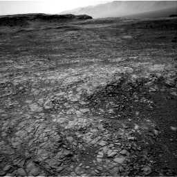 Nasa's Mars rover Curiosity acquired this image using its Right Navigation Camera on Sol 1410, at drive 396, site number 56