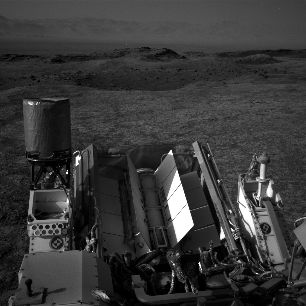 Nasa's Mars rover Curiosity acquired this image using its Right Navigation Camera on Sol 1410, at drive 462, site number 56