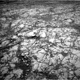 Nasa's Mars rover Curiosity acquired this image using its Left Navigation Camera on Sol 1412, at drive 570, site number 56