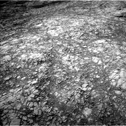 Nasa's Mars rover Curiosity acquired this image using its Left Navigation Camera on Sol 1412, at drive 624, site number 56