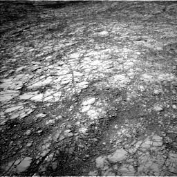 Nasa's Mars rover Curiosity acquired this image using its Left Navigation Camera on Sol 1412, at drive 642, site number 56