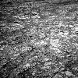 Nasa's Mars rover Curiosity acquired this image using its Left Navigation Camera on Sol 1412, at drive 690, site number 56