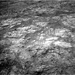 Nasa's Mars rover Curiosity acquired this image using its Left Navigation Camera on Sol 1412, at drive 756, site number 56