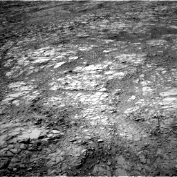 Nasa's Mars rover Curiosity acquired this image using its Left Navigation Camera on Sol 1412, at drive 762, site number 56