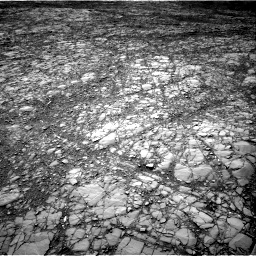Nasa's Mars rover Curiosity acquired this image using its Right Navigation Camera on Sol 1412, at drive 492, site number 56