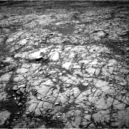 Nasa's Mars rover Curiosity acquired this image using its Right Navigation Camera on Sol 1412, at drive 570, site number 56