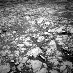 Nasa's Mars rover Curiosity acquired this image using its Right Navigation Camera on Sol 1412, at drive 582, site number 56