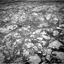 Nasa's Mars rover Curiosity acquired this image using its Right Navigation Camera on Sol 1412, at drive 588, site number 56