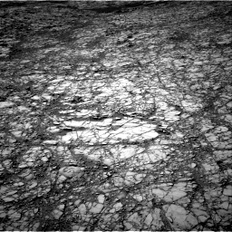 Nasa's Mars rover Curiosity acquired this image using its Right Navigation Camera on Sol 1412, at drive 672, site number 56