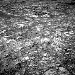 Nasa's Mars rover Curiosity acquired this image using its Right Navigation Camera on Sol 1412, at drive 696, site number 56