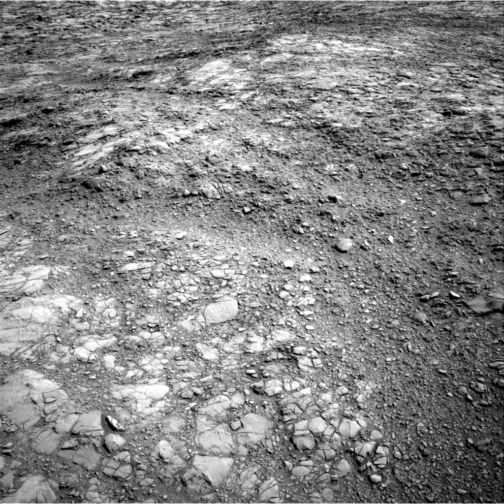 Nasa's Mars rover Curiosity acquired this image using its Right Navigation Camera on Sol 1412, at drive 738, site number 56
