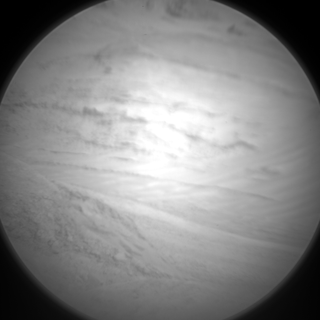 Nasa's Mars rover Curiosity acquired this image using its Chemistry & Camera (ChemCam) on Sol 1413, at drive 774, site number 56