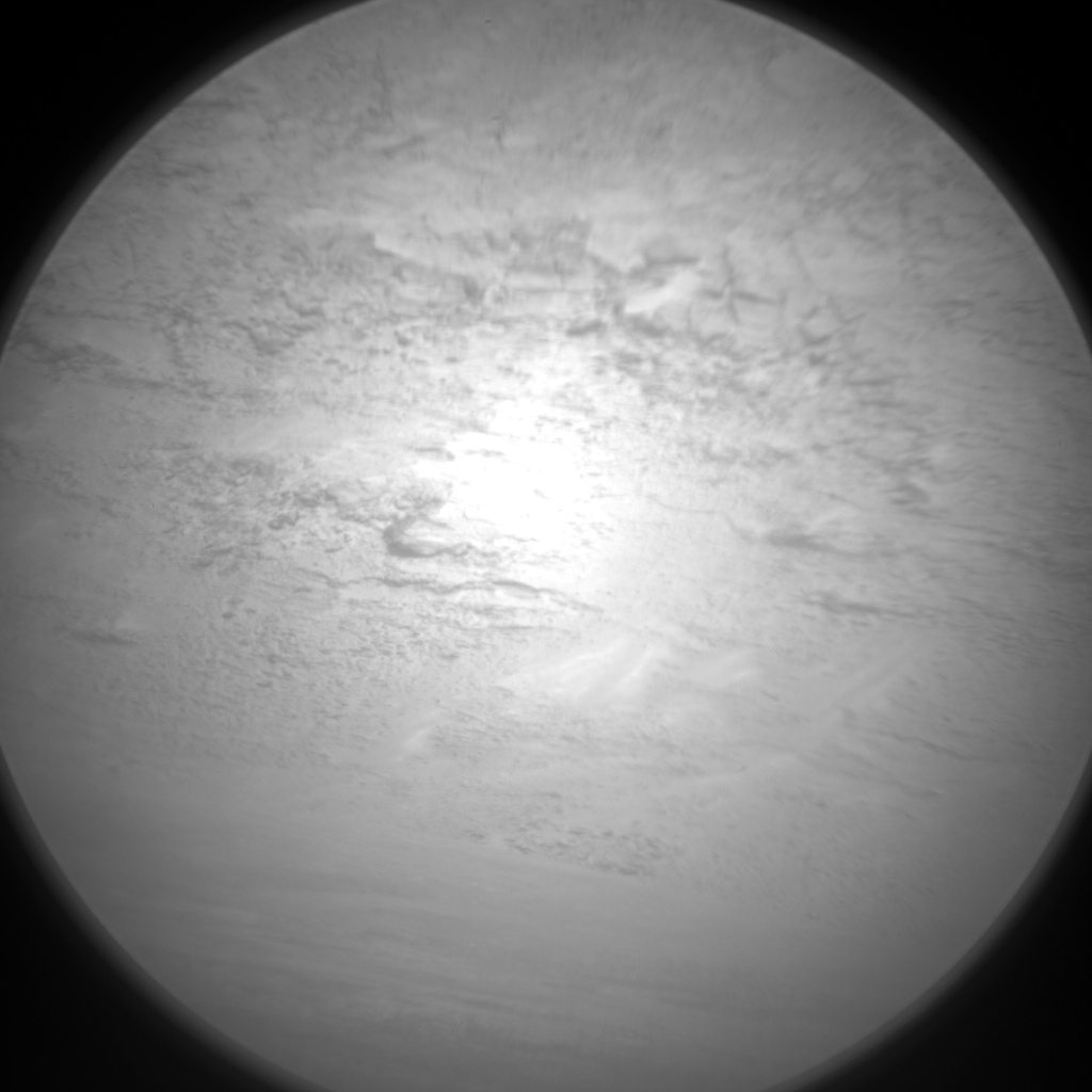 Nasa's Mars rover Curiosity acquired this image using its Chemistry & Camera (ChemCam) on Sol 1414, at drive 774, site number 56