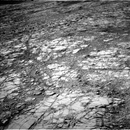 Nasa's Mars rover Curiosity acquired this image using its Left Navigation Camera on Sol 1414, at drive 774, site number 56