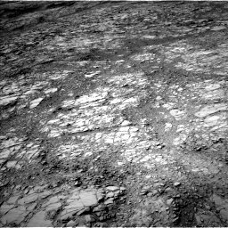 Nasa's Mars rover Curiosity acquired this image using its Left Navigation Camera on Sol 1414, at drive 780, site number 56