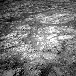 Nasa's Mars rover Curiosity acquired this image using its Left Navigation Camera on Sol 1414, at drive 786, site number 56