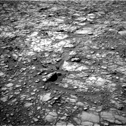 Nasa's Mars rover Curiosity acquired this image using its Left Navigation Camera on Sol 1414, at drive 1008, site number 56