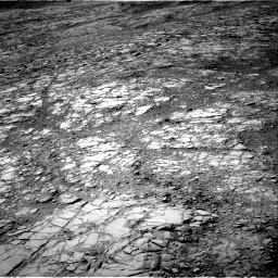 Nasa's Mars rover Curiosity acquired this image using its Right Navigation Camera on Sol 1414, at drive 774, site number 56