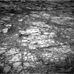 Nasa's Mars rover Curiosity acquired this image using its Right Navigation Camera on Sol 1414, at drive 810, site number 56