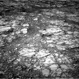 Nasa's Mars rover Curiosity acquired this image using its Right Navigation Camera on Sol 1414, at drive 816, site number 56