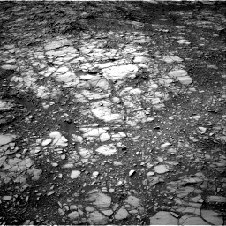 Nasa's Mars rover Curiosity acquired this image using its Right Navigation Camera on Sol 1414, at drive 828, site number 56