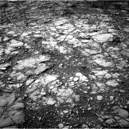 Nasa's Mars rover Curiosity acquired this image using its Right Navigation Camera on Sol 1414, at drive 834, site number 56