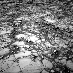 Nasa's Mars rover Curiosity acquired this image using its Right Navigation Camera on Sol 1414, at drive 882, site number 56