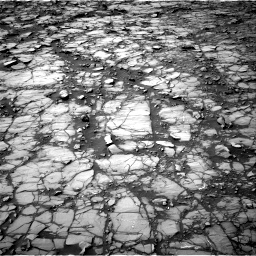 Nasa's Mars rover Curiosity acquired this image using its Right Navigation Camera on Sol 1414, at drive 912, site number 56