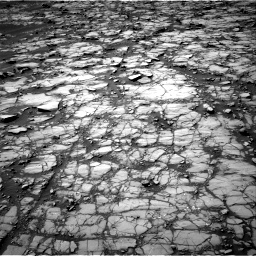 Nasa's Mars rover Curiosity acquired this image using its Right Navigation Camera on Sol 1414, at drive 924, site number 56