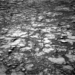 Nasa's Mars rover Curiosity acquired this image using its Right Navigation Camera on Sol 1414, at drive 948, site number 56
