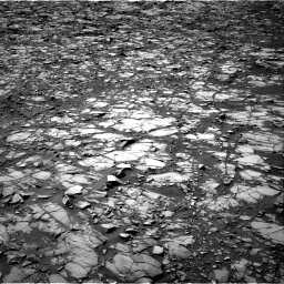 Nasa's Mars rover Curiosity acquired this image using its Right Navigation Camera on Sol 1414, at drive 954, site number 56