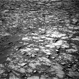 Nasa's Mars rover Curiosity acquired this image using its Right Navigation Camera on Sol 1414, at drive 960, site number 56