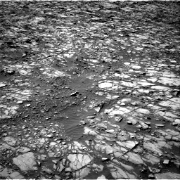 Nasa's Mars rover Curiosity acquired this image using its Right Navigation Camera on Sol 1414, at drive 966, site number 56