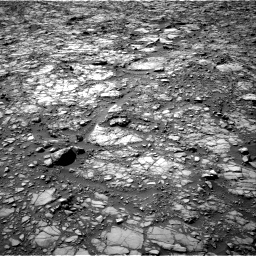 Nasa's Mars rover Curiosity acquired this image using its Right Navigation Camera on Sol 1414, at drive 1008, site number 56