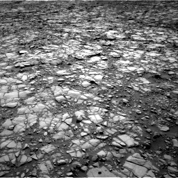 Nasa's Mars rover Curiosity acquired this image using its Right Navigation Camera on Sol 1414, at drive 1050, site number 56