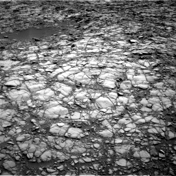 Nasa's Mars rover Curiosity acquired this image using its Right Navigation Camera on Sol 1414, at drive 1062, site number 56