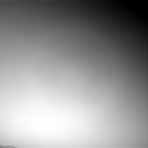 Nasa's Mars rover Curiosity acquired this image using its Left Navigation Camera on Sol 1415, at drive 1122, site number 56