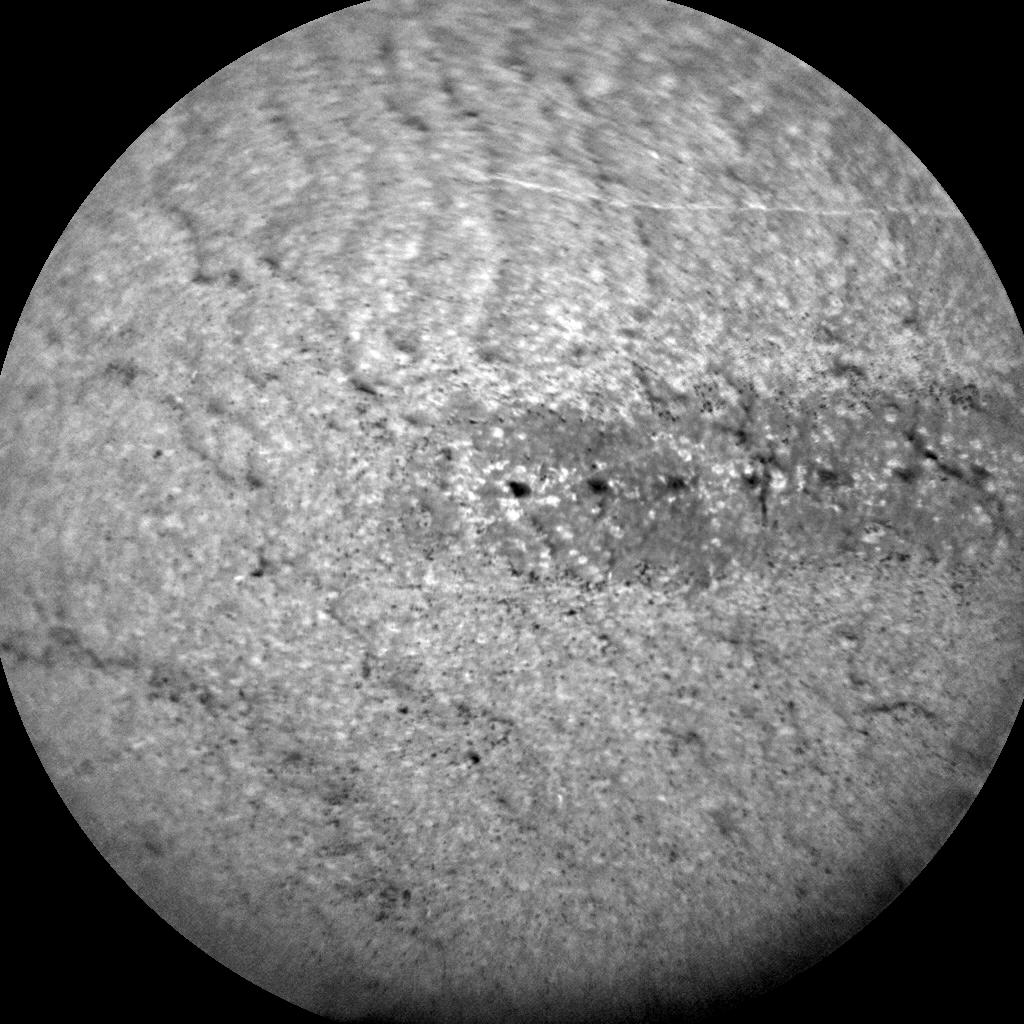 Nasa's Mars rover Curiosity acquired this image using its Chemistry & Camera (ChemCam) on Sol 1416, at drive 1122, site number 56