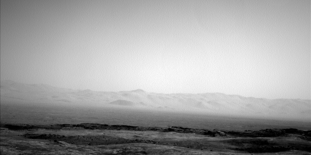 Nasa's Mars rover Curiosity acquired this image using its Left Navigation Camera on Sol 1417, at drive 1122, site number 56